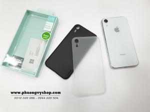Ốp cứng siêu mỏng MEMUMI iPhone XR